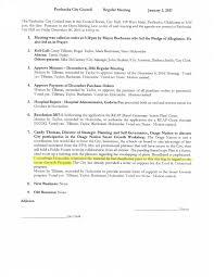 Pledge Of Allegiance Worksheet Pawhuska City Council Regular Meeting U2014 Steven L Holcombe
