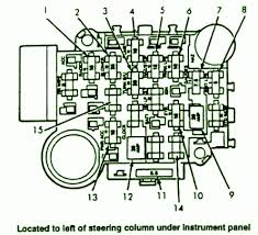 1991 jeep wrangler wiring diagram wiring diagram and schematic