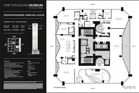 one miami floor plans one thousand museum fl everything miami realty