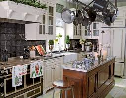 holiday decoration cool christmas kitchen decoration inspiration