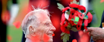 iwonder how did harry patch become an unlikely ww1