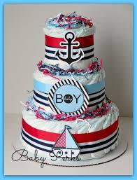 nautical baby shower nautical cake nautical baby shower sailboat theme