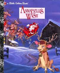 christmas annabelle s wish annabelle s wish golden book by susan korman
