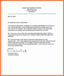 awesome collection of examples of letters recommendation for law