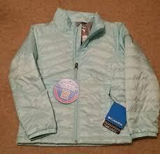 columbia morning light jacket nwt columbia girls morning light omni heat water resist jacket sz