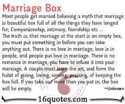 beautiful marriage quotes the marriage box
