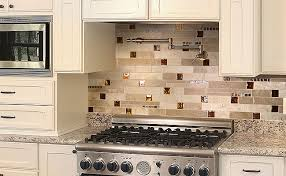 Brown Tile Backsplash by 100 Travertine Kitchen Backsplash Best 25 Venetian Gold