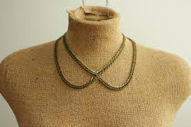 chain collar necklace images Peter pan collar necklace jpg