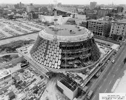 how toronto turned a rail yard in to roy thomson hall