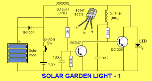 how to make a solar light from scratch diy schematic for solar l electrical engineering stack exchange
