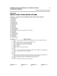 chapt 8 deduct from gross income2013 tax deduction expense