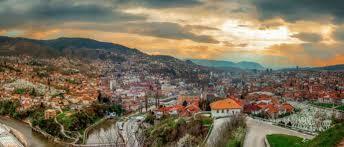 Ottoman Cities Bosnia Herzegovina And The Pearl Of The Balkans Sarajevo