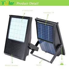 solar motion sensor flood light lowes solar flood lights solar led flood lighting outdoor parking lot