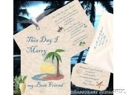 Beach Theme Wedding Invitations Beach Wedding Invitations U2013 Handykane Com