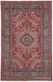 craftsman 48250 tehran north central persian 4ft 5in x 6ft 11in circa 1900