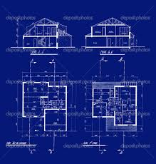 cabin blue prints 28 blueprint for a house home blueprints modern house