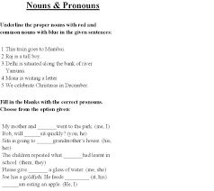 nouns u0026 pronouns 2