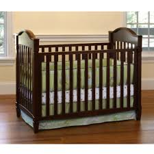 Dark Wood Cribs Convertible by Bedroom Charming Sears Baby Cribs For Inspiring Nursery Furniture