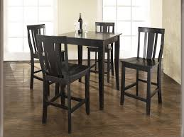Pub Style Dining Room Set by Pub Style Kitchen Table Indoor Bistro Table Chairs Amusing