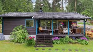 Home Design 550 Sq Ft 570 Sq Ft Tiny Cottage In Rural Sweden Amazing Small House