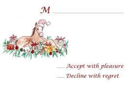 printable horse christmas cards printable horse christmas cards