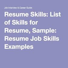 resume qualifications sample the 25 best communication skills examples ideas on pinterest