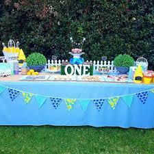 baby boy birthday ideas baby s birthday decoration 24 outdoor party ideas hommeg