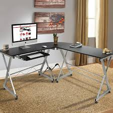 desk black and white desk home office chairs office desk with