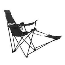 introducing anigu mesh lounge reclining folding camp chair with