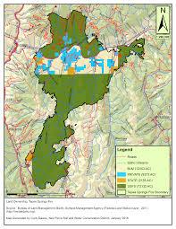 Land Ownership Map Land Ownership Characterization