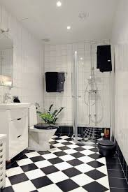 black and white bathroom decor ideas 24 best black white tile images on bathroom