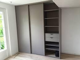 placard chambre amenagement interieur placard chambre interieur placard modulable