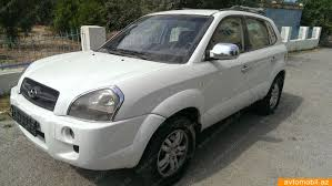 hyundai tucson second hyundai tucson second 2008 13500 gasoline transmission