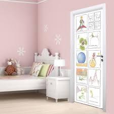 chambre enfant papier peint frise chambre bébé