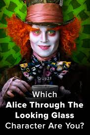 quiz which alice through the looking glass character are you