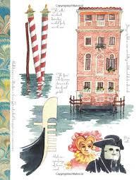 venice watercolor travel journal joaquín gonzález dorao