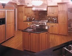 Maple Wood Kitchen Cabinets Kitchen Incredible L Shape Kitchen Decoration Using Mahogany
