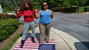 American Flag Watches Watch Liberal Scumbag Steps On American Flag Look Closely How