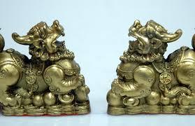 pixiu statue brass pixiu giftocity