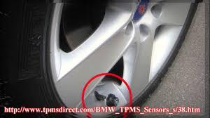 bmw 3 series tyre pressure bmw tpms sensors