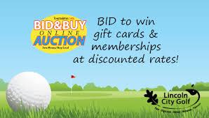 buy and bid fall 2017 bid and buy lincoln city golf