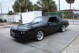 Monte Carlo 2 Door 1988 Monte Carlo Ss Damn I Want One Just Like It Tinted