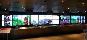 wall display eco printshop super narrow bezel video wall display 500cd