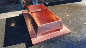 chimney shroud with angled flue covering walls ch016