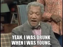 Sanford And Son Meme - tv drunk gif find download on gifer