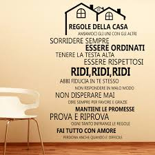 wall stickers uk wall art stickers kitchen wall stickers wfx9309 house rules 2016 italian