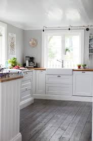 White Kitchen Floor Ideas by Best 20 Grey Wooden Floor Ideas On Pinterest White Wooden Floor