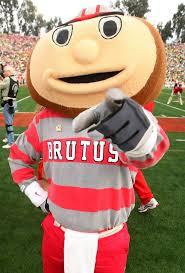 Brutus Buckeye Halloween Costume Brutus Buckeye Zimbio