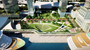 investors show interest in tampa port u0027s channel district plan