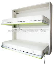 Folding Guest Bed Ikea Bunk Horizontal Double Wall Folding Bed Wall Bed China Murphy Bed